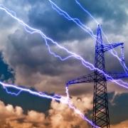 скорость тока в проводах