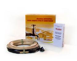 Heatline-АНТИФРИЗ для защиты труб от промерзания