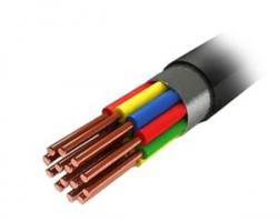 Силовой электрический кабель КВВГЭ