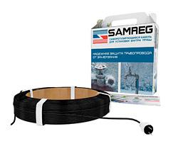 Греющий кабель SAMREG 16Вт, 24Вт