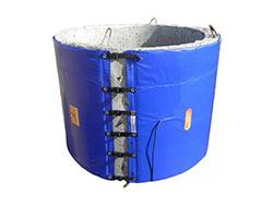 Термомат для ускоренного твердения бетона и прогрева грунта
